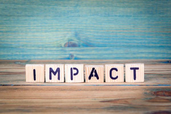10 ways to improve your charity's impact report and why it matters.