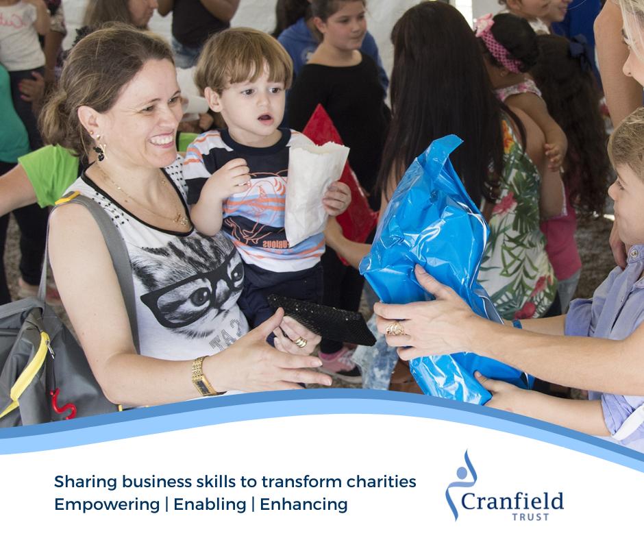 Cranfield Trust Volunteering opportunity