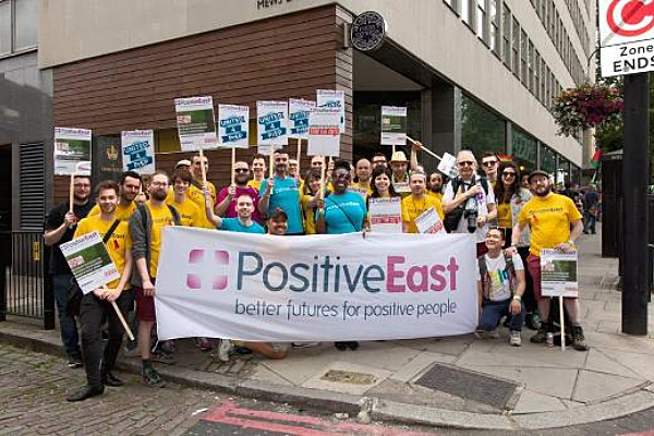 Positive East Group Photo