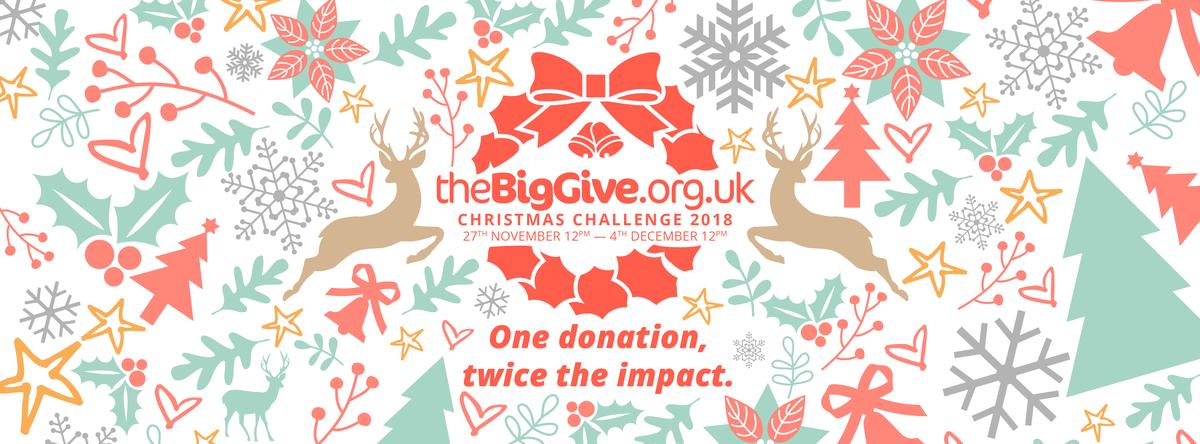 Big Give Christmas Challenge