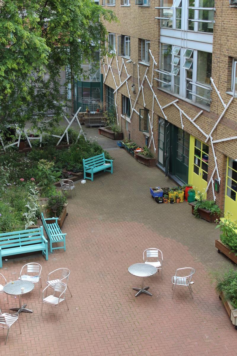Providence Row Garden