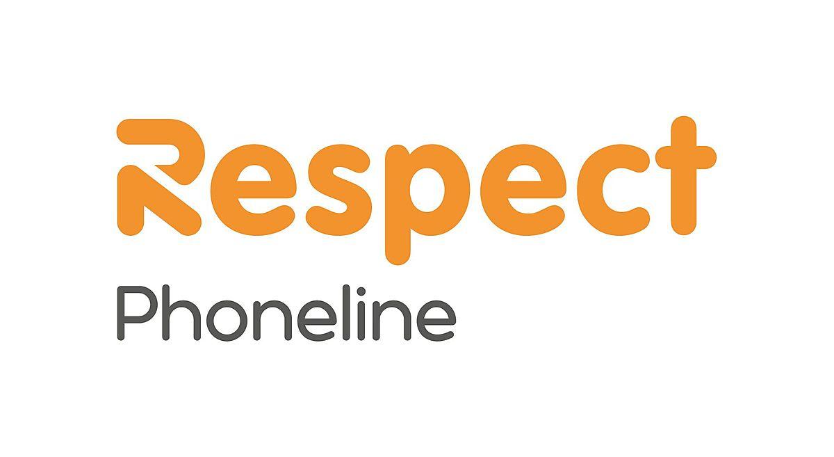 Respect Phoneline Logo