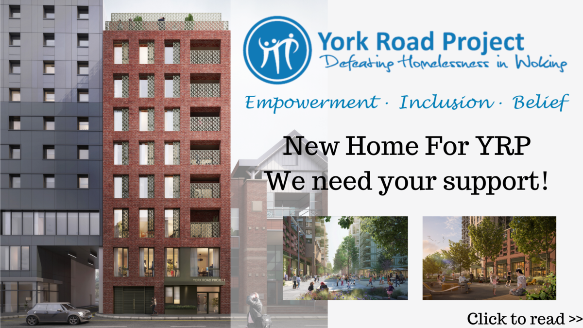 New Home For York Road Project