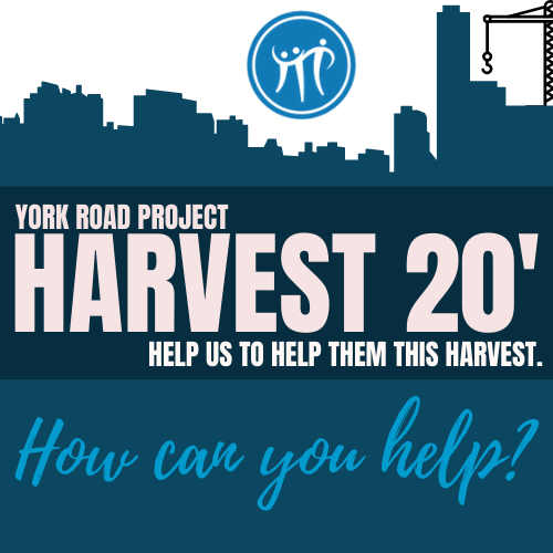 Harvest 2020 Campaign - York Road Project