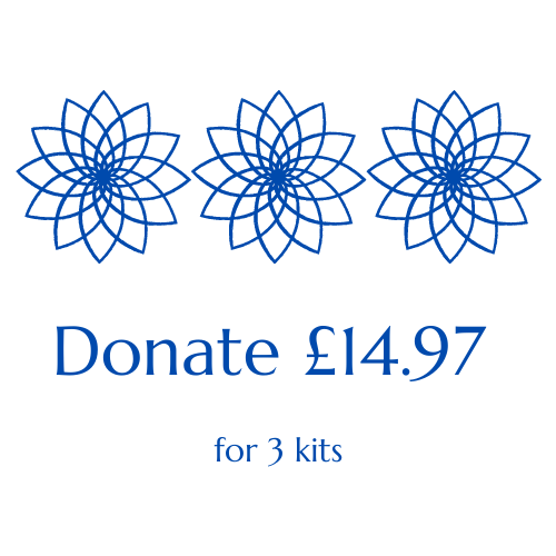 Donate £15 to York Road Project